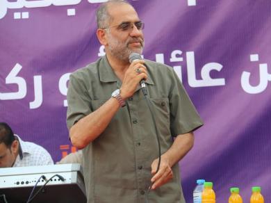 الفالوجي يشارك بتكريم طلبة الثانوية العامة في شمال غزة