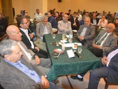 """الفالوجي  يشارك في مؤتمر حول """" دور الباحثين السياسيين في تعزيز المصالحة """""""