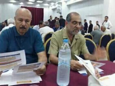الفالوجي يشارك في افتتاح مؤتمر الوحدة