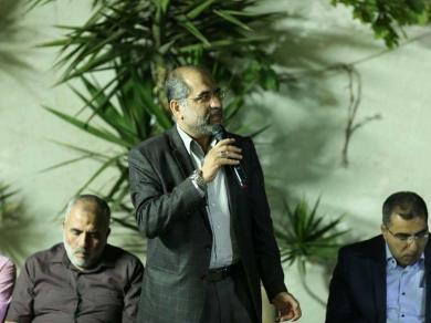 الفالوجي يهنيء جمعية رجال الاعمال بالعيد