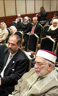 الفالوجي يلتقي بمؤسس حركة النهضة التونسية