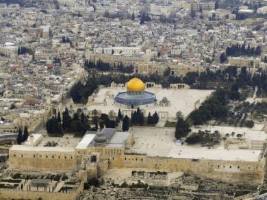 القدس في قلب الصراع الديني